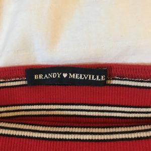 Brandy Melville Tube Top